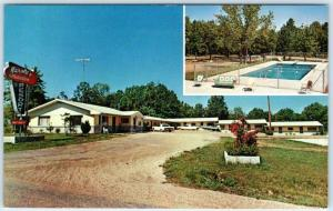 LAKEVIEW, Arkansas AR   Roadside HAROLD'S MEDALLION RESORT ca 1970s  Postcard