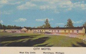 Michigan Manistique City Motel