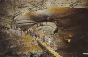 Kentucky Mammoth Cave Booth's Amphitheatre