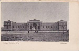 Statens Museum For Kunst, Kobenhavn, Denmark, 1900-1910s
