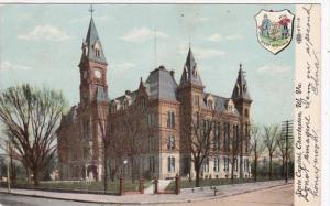West Virginia Charleston State Capitol Building 1907