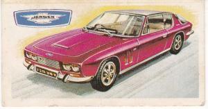 Trade Card Brooke Bond History of the Motor Car No 49