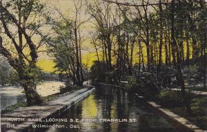 North Race , Looking S.E. from Franklin Street , WILMINGTON , Delaware , 00-10s