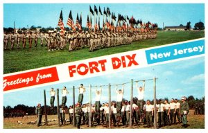 New Jersey Fort Did LARGE LETTER