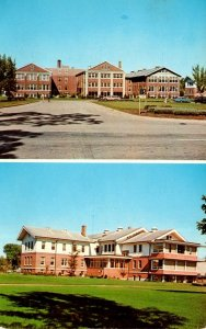 Wisconsin Wyocena Columbia County Hospital and Cushman Home