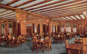 Chicago~Plants on Tables~Grill Room~Marshall Field Department Store 1910 Hammon