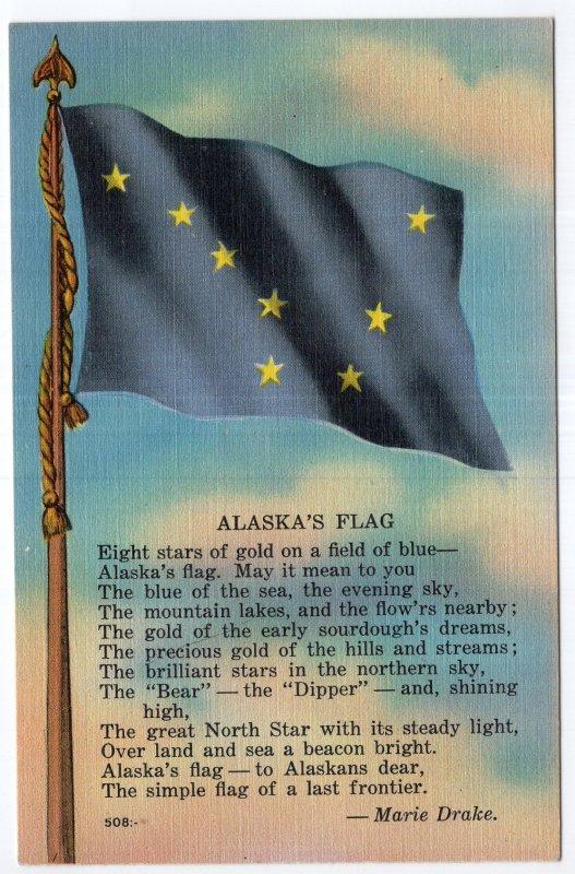Alaska's Flag
