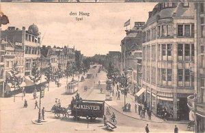 Spui Den Haag Holland Unused