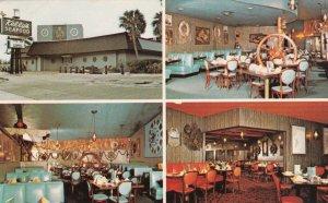 Florida Miami Beach Kellt's Seafood House Interior Views Collins Avenue sk2979