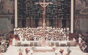Saint Joseph's Oratory of Mount Royal , Quebec , Canada, PU-1985
