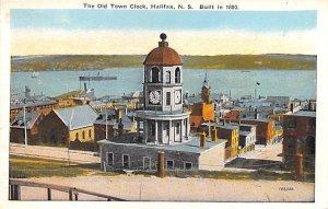 Old Town Clock Halifax Unused