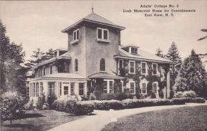 Adult's Cottage No 2 Loeb Memorial Home For Convalescents East View New York ...