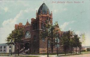 Illinois Decatur First Methodist Church