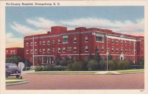 South Carolina Orangeburg Tri County Hospital
