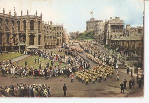 Postal 042071 : Lower Ward Windsor Castle