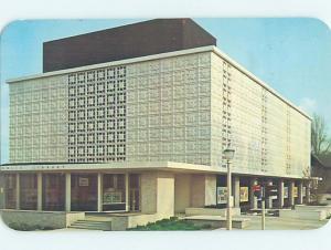 Pre-1980 LIBRARY SCENE Lansing Michigan MI AF1451