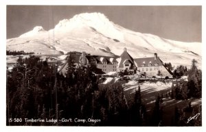 Oregon , Goverment Camp , Timberline Lodge