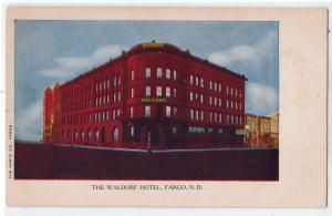 Waldorf Hotel, Fargo ND