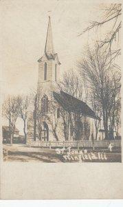 RP; WINFIELD,  Illinois , 1901-07 ; St. John's Church