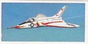 Lyons Tea Vintage Trade Card Wings Of Speed 1961 No 18 Douglas XF4D-1 Skyray ...