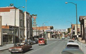 Main Street , MEDICINE HAT , Alberta , Canada , 50-60s