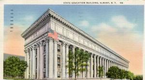 NY - Albany, State Education Building