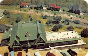 Boston Mountains Arkansas Ozark Souvenir Shop Vintage Postcard K90856