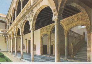 Postal 61891 : Toledo. Museo de Santa Cruz. Patio