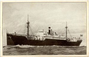 American Pioneer Line - Roosevelt Steamship Co.