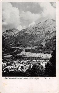 BG39999 bad reichenhall mit zwiesel u hochstaufen   germany
