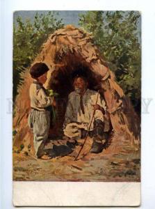 178527 RUSSIA MAKOVSKY On plantation to peasants vintage