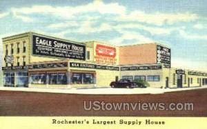 Eagle Supply House Rochester NY Unused