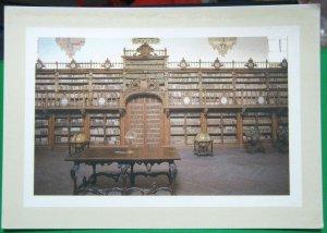 Spain Salamanca Biblioteca de la Universidad - unposted