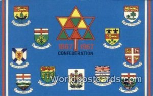 1867-1967 Confederation Canadian North Canada Unused