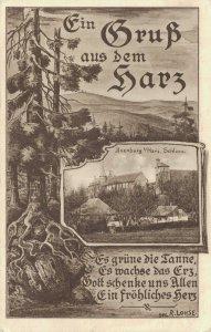 Germany Ein Gruss aus dem Harz 04.51