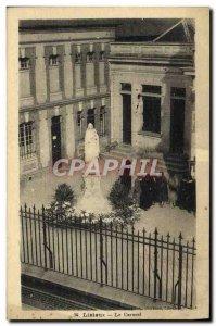 Old Postcard Lisieux Carmel