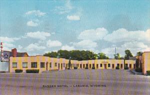 Ranger Motel Laramie Wyoming 1957
