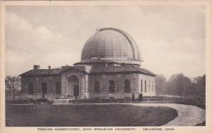 Ohio Delaware Perkins Observatory Ohio Wesleyan University Albertype