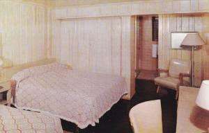 Sword Gate Lodge, Interior View of Room, CHARLESTON, South Carolina, 40-60's