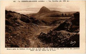 CPA Le GERBIER-des-JONCS - Vue Nord-Est (484531)
