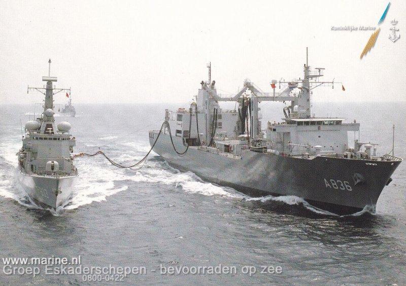NETHERLANDS, 1950-1970s; Koninklijke Marine, Cruiser Ship