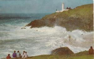 LIGHTHOUSE , Trevose Head , PADSTOW , UK , 50-60s