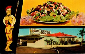 Florida St Petersburg Louis Pappas' Restaurant and Cocktail Lounge