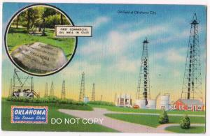 Oil Field at Oklahoma City OK
