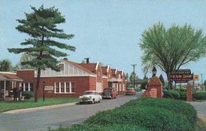 Virginia Alexandria Penndaw Motor Hotel And Restaurant