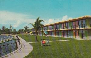 Florida Sarasota Holiday Inn Sarasota-Bradenton U S Highwa 41 1968