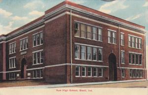 New High School, BRAZIL, Indiana, PU-1910
