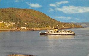 Princess of Acadia Canadian Pacific Line Ship 1969