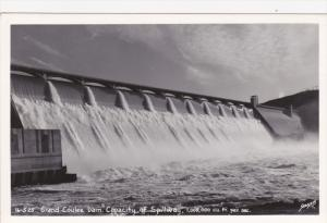Sawyers RP: View of Spillway, Grand Coulee Dam, Washington 1930-50s
