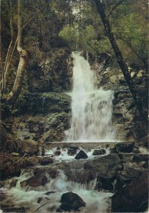 Cyprus Postcard Messapotamos Falls scenic landscape